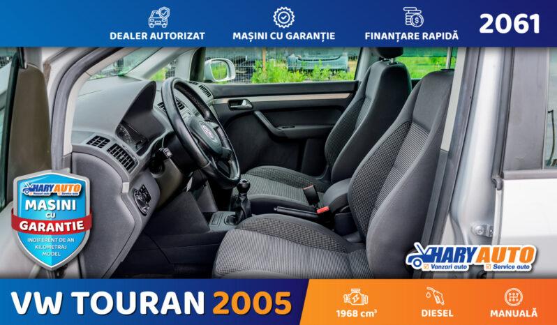 Volkswagen Touran 2.0 Diesel / 2005 full