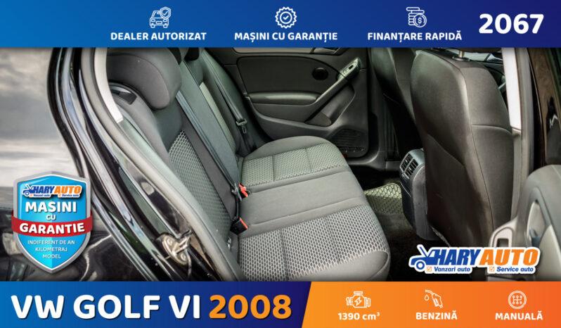 Volkswagen Golf VI 1.4 Benzina / 2008 full