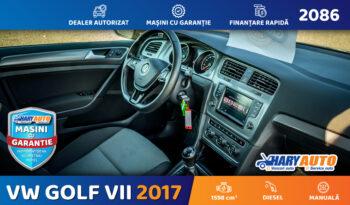 Volkswagen Golf VII 1.6 Diesel / 2017 full