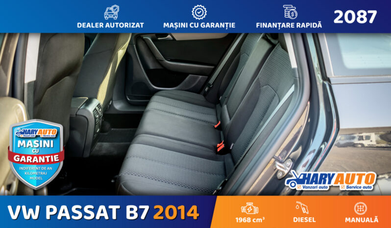 Volkswagen Passat B7 2.0 Diesel / 2014 full