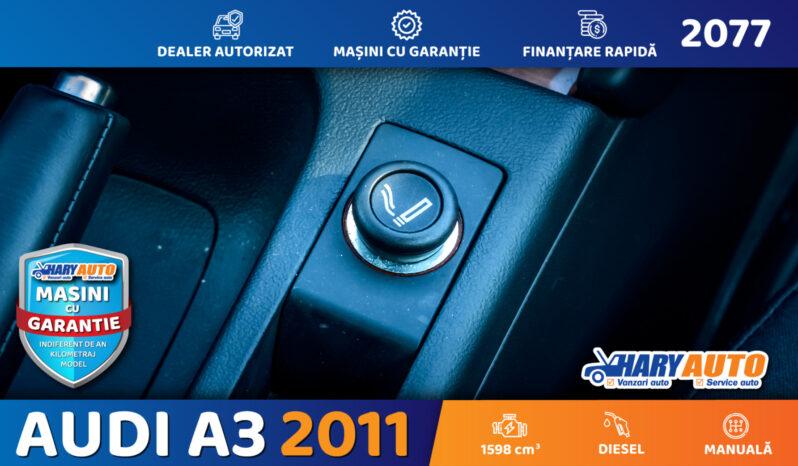 Audi A3 1.6 Diesel / 2011 full