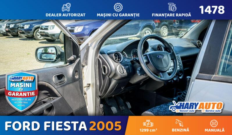Ford Fiesta 1.3 Benzina / 2005 full